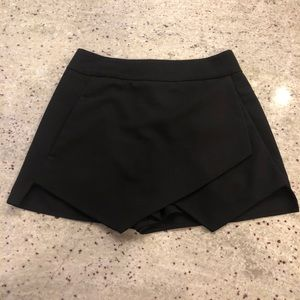 Black Shorts with the flap in front! Size S Aqua!